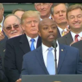 Senator Tim Scott has just used his Black face to kill the George Floyd Justice in Policing Act