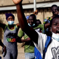 protest planned on 9 October 2021 by opposition and pro-democracy activists in Chad,