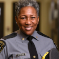 Lieutenant Colonel Kristal Turner-Childs as the first Black deputy commissioner of Staff for the Pennsylvania State Police (PSP)