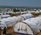 Mahama Refugee Camp, near the Rwandan Burundian border