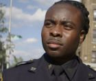 Lt. Edwin Raymond (above) previously made: that NYPD brass pressured Black and Latino cops to target, ticket and arrest Black a