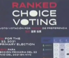 discrepancies related to primary results in New York City's recent ranked choice voting