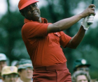 The 87-year-old Elder is best known for breaking the color barrier at the 1975 Masters, but four years later he broke another ce