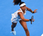 Naomi Osaka says the heartbreaking situations in Haiti and Afghanistan have made her feel grateful for her tennis career.
