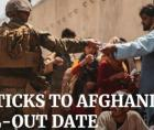 The Taliban and the international community must urgently reach an agreement to extend the 31 August deadline for completing eva