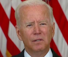 President Joe Biden spoke to the nation Tuesday on the end of the war in Afghanistan
