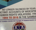 Gambia, laws restricting freedom of assembly and freedom of expression are still in force