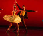 Ballet Hispánico's signature work Club Havana is a celebration of Cuban music and dance with the Afro-Cuban legacies of the cong