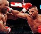 """Evander """"The Real Deal"""" Holyfield says he was confused when Mike Tyson chose to face Roy Jones Jr."""