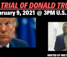 tune in to the Black Star News Show this afternoon February 9, 2021, from 3 to 4 PM, on Radio WBAI 99.5 FM (and on WBAI.ORG) in
