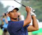 """Tiger Woods was """"awake, responsive, and recovering"""" in the hospital from major surgery,"""