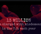 new documentary, Racially Charged: America's Misdemeanor Problem, on the urgent need for misdemeanor reform.