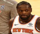 the New York Knicks (led by star Julius Randle) are the NBA's hottest team