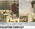 Media coverage of heightened violence in Israel/Palestine has misrepresented events in the Israeli government's favor