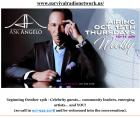 "Angelo Ellerbee's new book and radio show, ""ASK ANGELO"""
