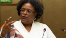 Mia Mottley, Prime Minister of Barbados, one of the most progressive political leaders in the Caribbean today.
