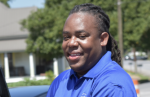 first African American ever selected to serve as Talladega, Alabama's city manager.