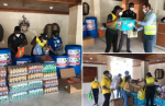 providing relief and recovery resources to St. Vincent and the Grenadines