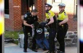 Freddie Gray, Baltimore Police, No Probable Cause, Pen-Knife, Withholding Treatment, Spine severed, torture, murder