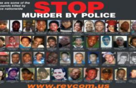 """""""America has a serious problem when it comes to discriminatory policing and excessive and deadly force used against communities"""
