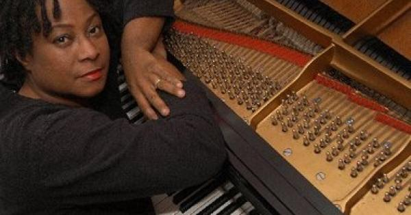 GERI ALLEN performs 4/16 @ RESTORATION's SKYLIGHT GALLERY