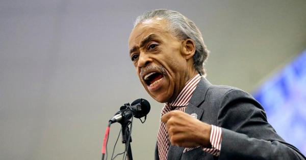 Sharpton outraged over delay