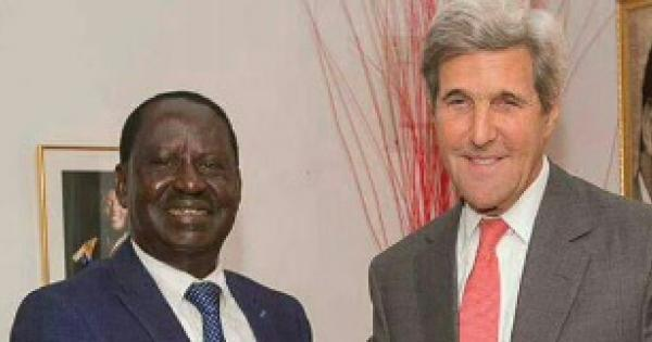John Kerry says Kenya's vote system appears