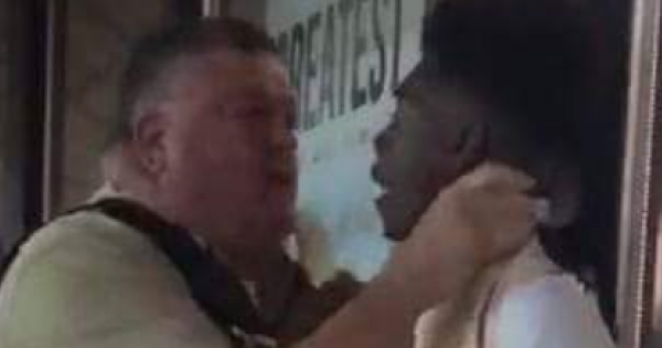 Cop Chokes Black Man In Prom Attire At Waffle House