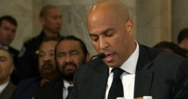 Sen. Cory Booker says Sessions lacks 'courageous empathy,' opposes his nomination