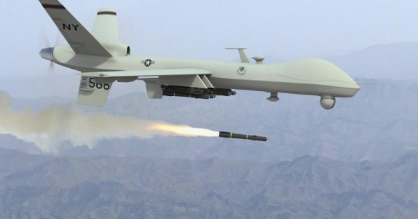 This Is What Happens If We Allow Domestic Drones