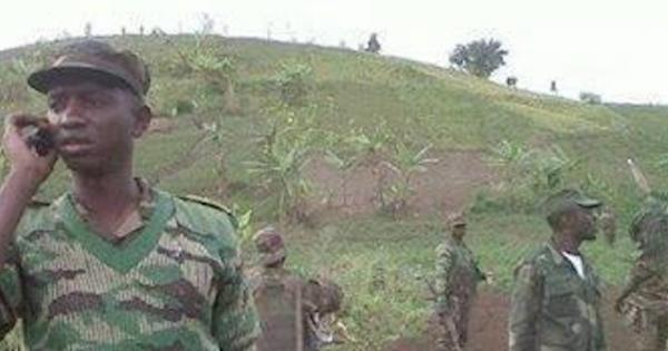 Congolese commander Mamadou N'Dala Moustafa is hugely popular but UN still suspect in Goma