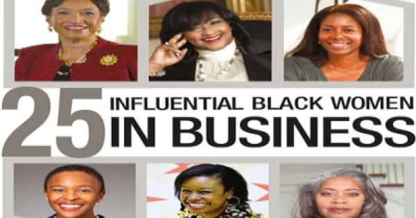 2021 list of 25 Influential Black Women in Business.