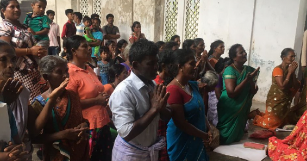 Endless War: The Destroyed Land, Life, and Identity of the Tamil People in Sri Lanka