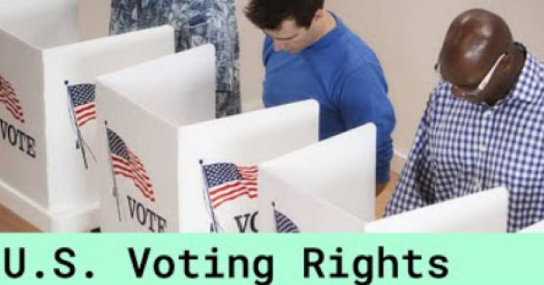 Voting rights advocates are rallying support for the Freedom to Vote Act.