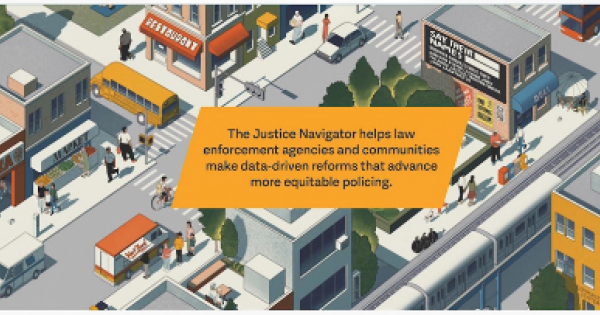 Center for Policing Equity (CPE) announced the launch of the Justice Navigator, an interactive digital platform