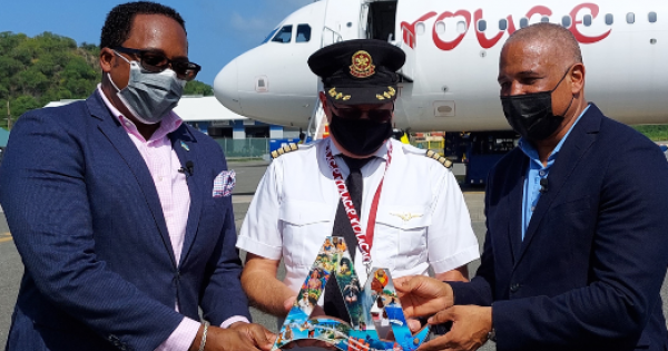 The return of Air Canada signals the reopening of Saint Lucia's fourth largest international source market.