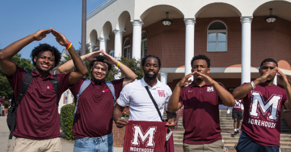 Morehouse College announced today that application fees will be waived from October 11-15, 2021