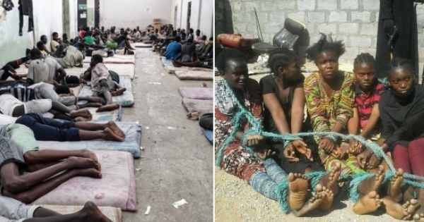 """""""Libyan forces have a harrowing record of subjecting refugees and migrants to unimaginable horrors with impunity."""