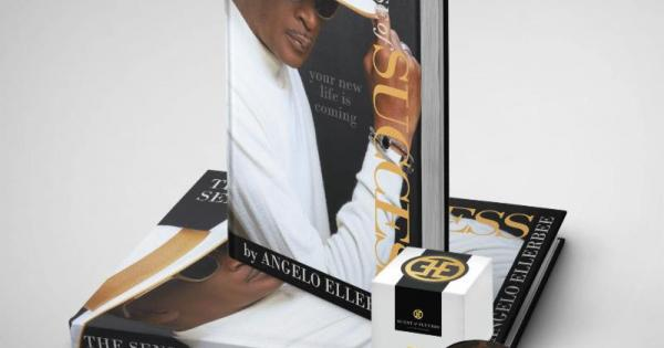"ANGELO ELLERBEE'S NEW BOOK ""SENSE OF SUCCESS"""