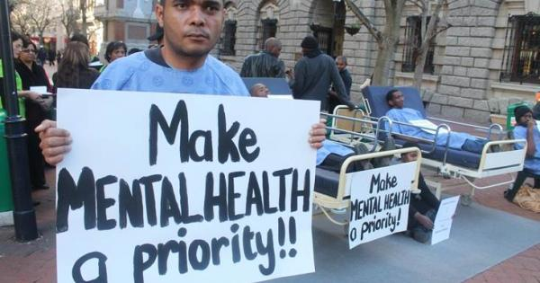 a discussion on the mental health system in america Mental disorders keep thousands of homeless on  wipe out chronic homelessness in america,  mental health system that services san.
