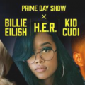 Billie Eilish, H.E.R., and Kid Cudi will star in their own special, premiering globally starting June 17 on Prime Video.