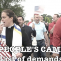 leaders of the Poor People's Campaign