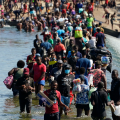 call for an immediate halt to government-sponsored abuse of Haitian migrants in Del Rio