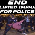 reintroduced the Ending Qualified Immunity Act to eliminate the unjust and court-invented doctrine of qualified immunity