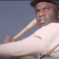 short documentary named 'The Forgotten Jackie Robinson' which details important facts about baseball barrier breaker Jackie Robi