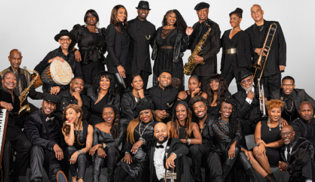 """Three-Time Grammy Award-Winning Sounds of Blackness is back with a groundbreaking new single - """"TIME FOR REPARATIONS""""."""