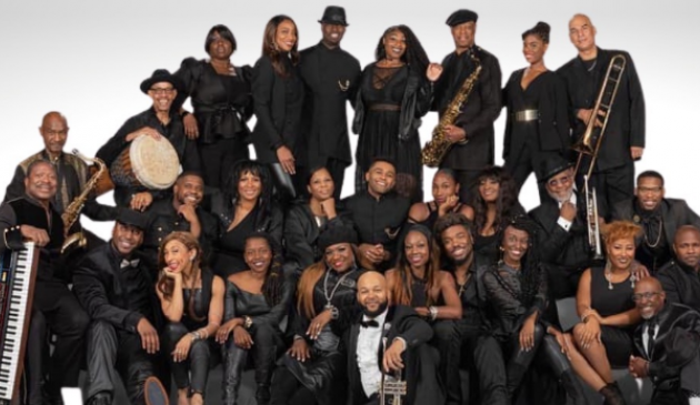 """Sounds of Blackness is back with a groundbreaking new single - """"TIME FOR REPARATIONS."""""""
