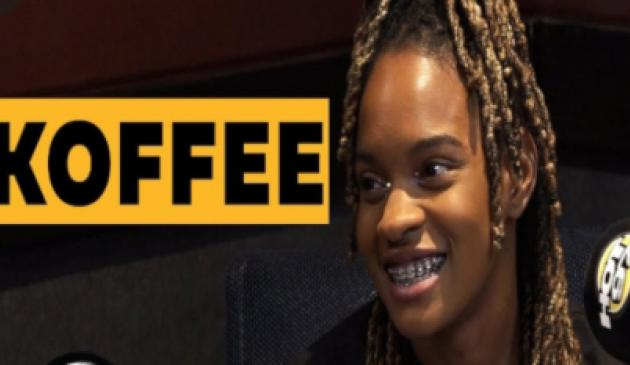 """Reggae singer Koffee has just released a new visual for the song """"West Indies."""""""
