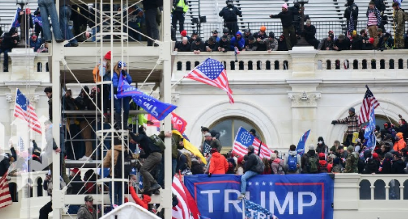 U.S. House has convened a select committee to look into the events of January 6th when MAGA supporters of Donald Trump overran t