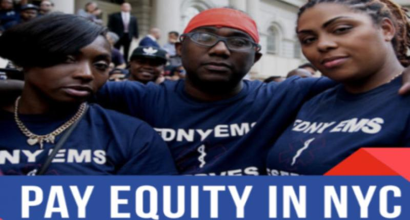 Analysis finds Black women make nearly 2 percent less than white men in the same position within the City workforce